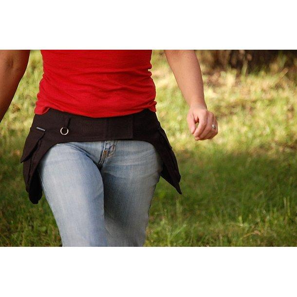 Add+Pocket praktisk lommetaske du kan bruge, når du bærer dit barn.