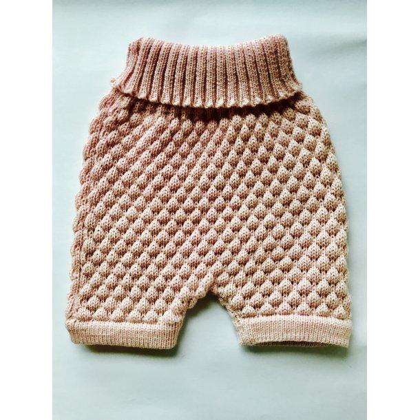 uld shorts rosa