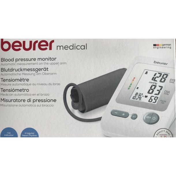Blodtryksmåler Beurer BM26
