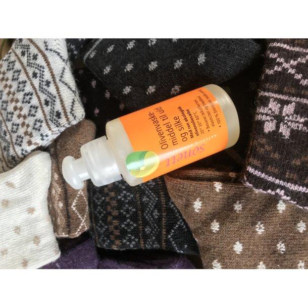 Sonett Olivenvaskemiddel til uld og silke