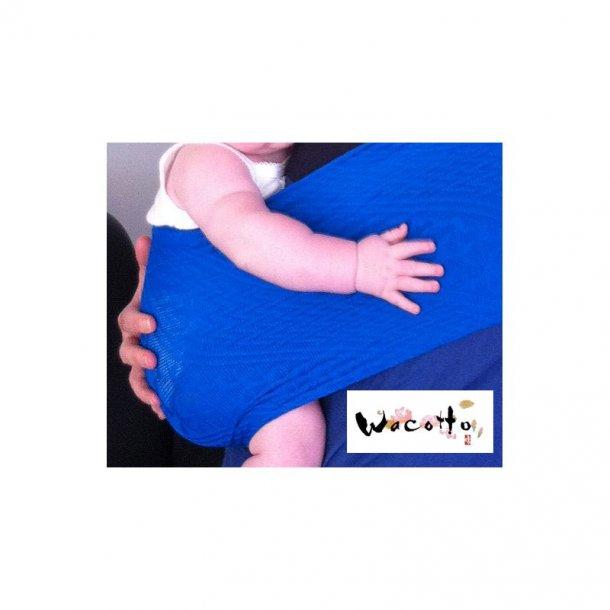 Wacotto 2-i-1 slynge (L, kobolt blå)